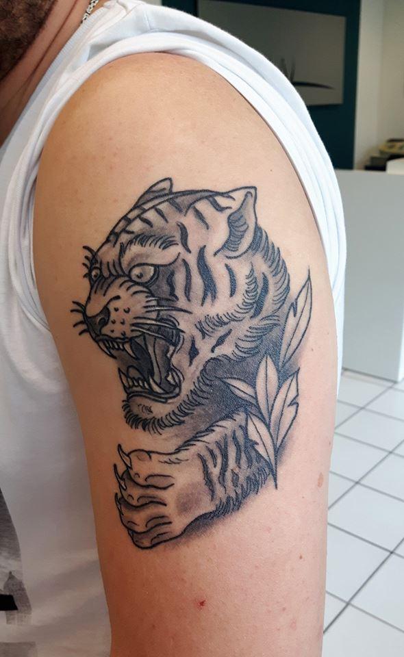 Tattoos von Holger • Mitarbeiter   SkinWorks