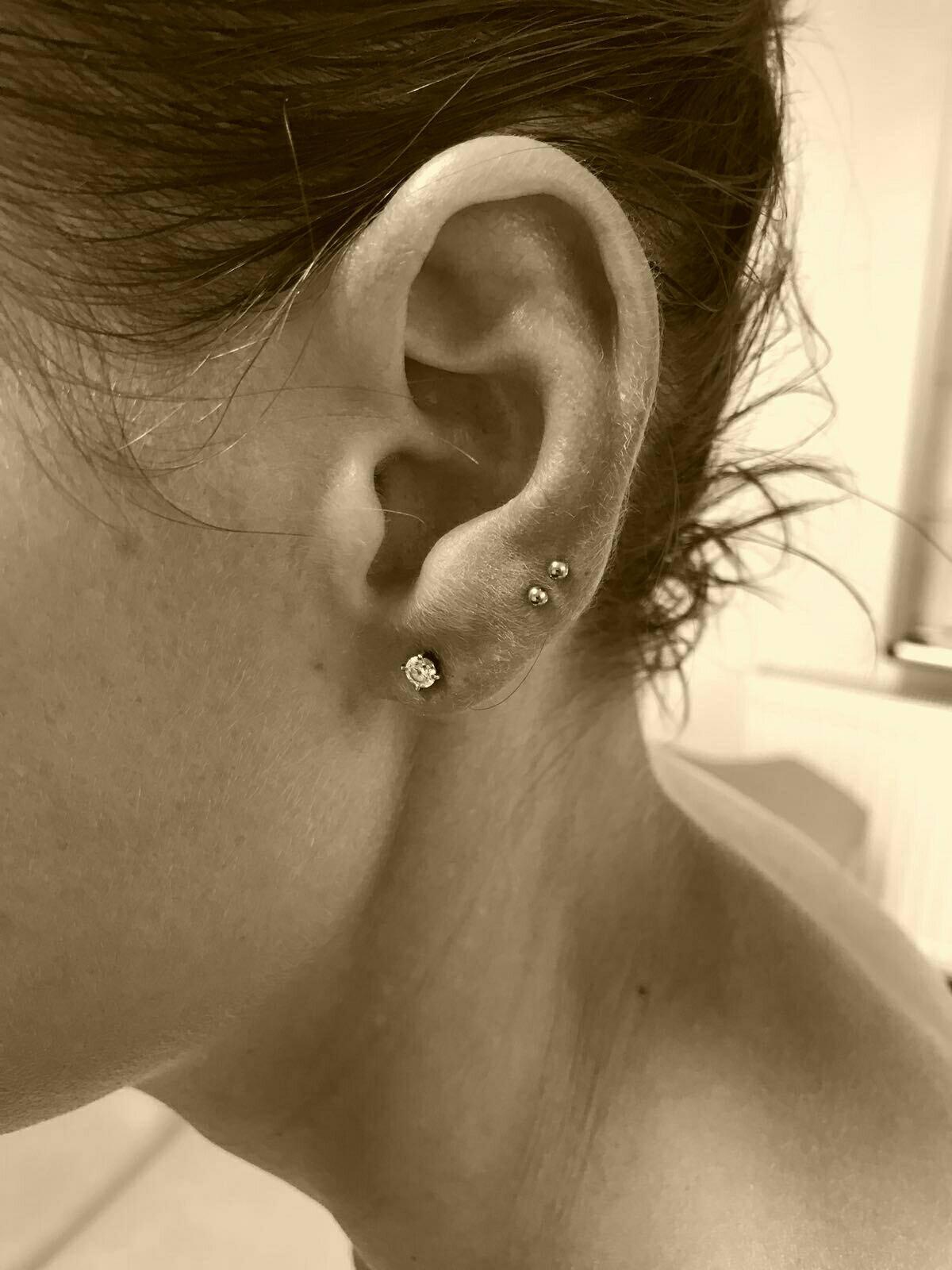 Wir machen Deine Ohren schöner: Piercings :) • News